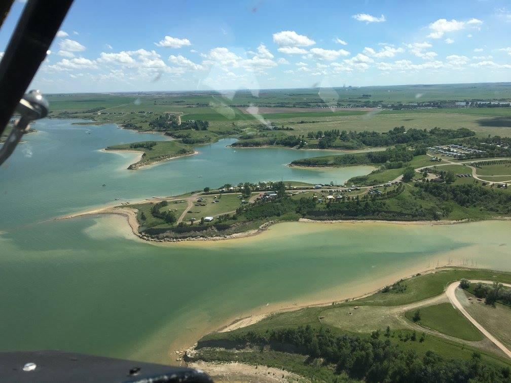 Air Beulah bay