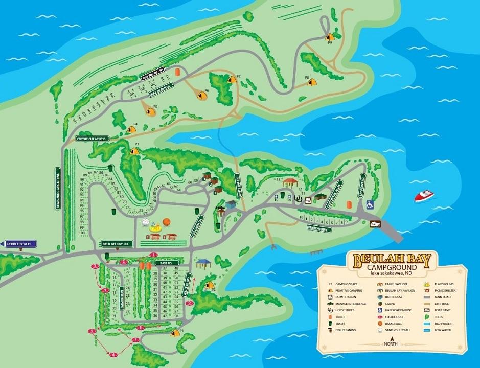 Web page BB map